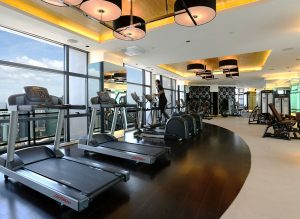 real estate philippines gramercy residences gym