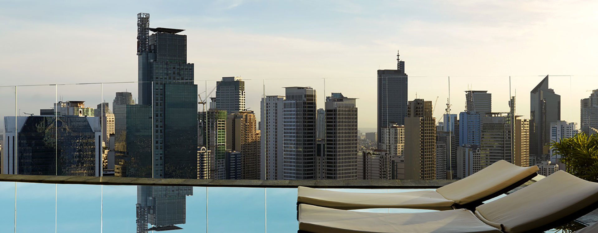 real estate philippines gramercy residences infinity pool