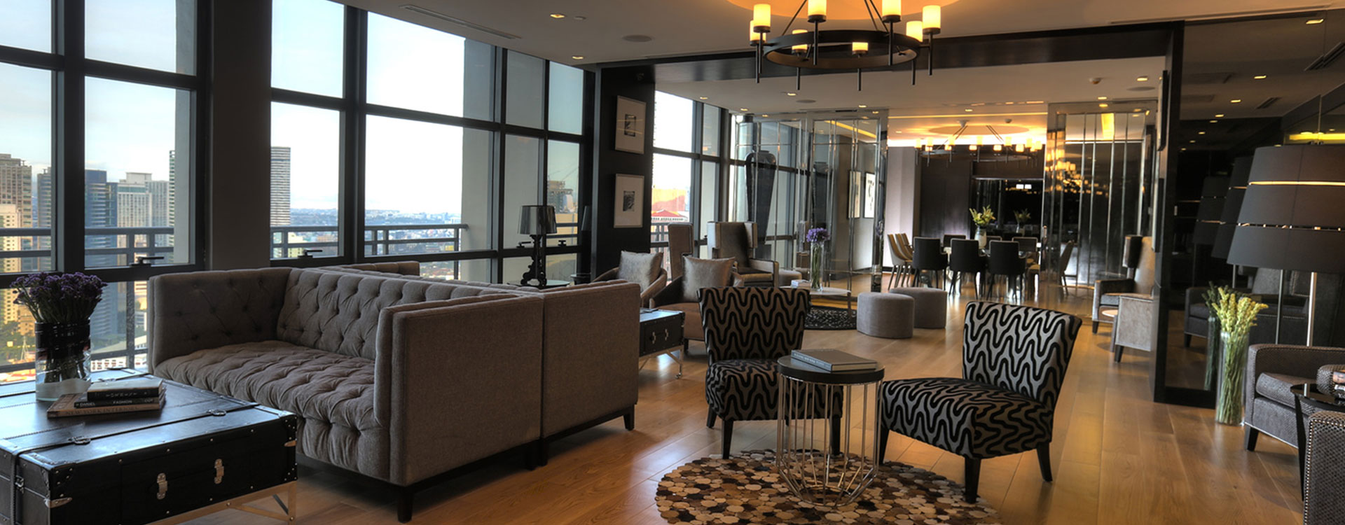 real estate philippines gramercy residences study room
