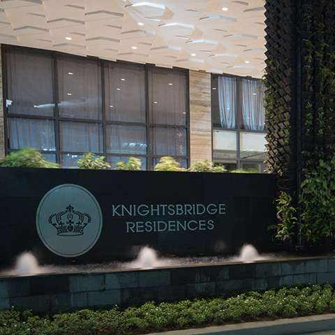 Condo for Sale at Knightsbridge Residences