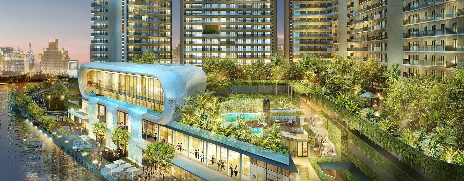 Condo in Manila | Acqua Private Residences