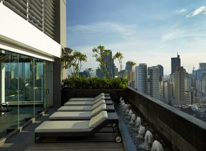 real estate philippines gramercy residences outside