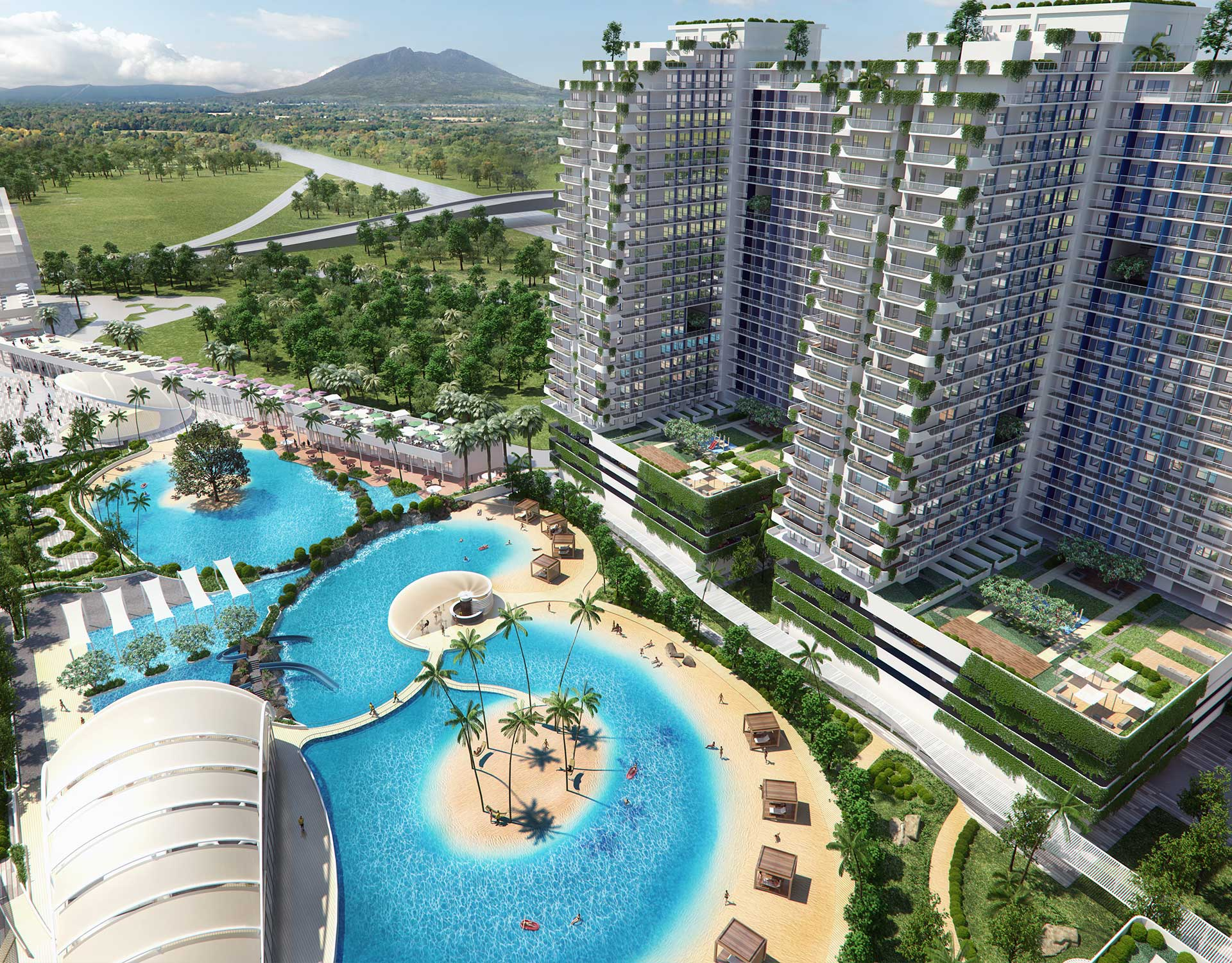 Property for Sale at Azure Urban Residences
