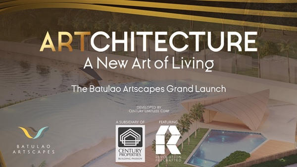 Batulao Artscapes Grand Launch