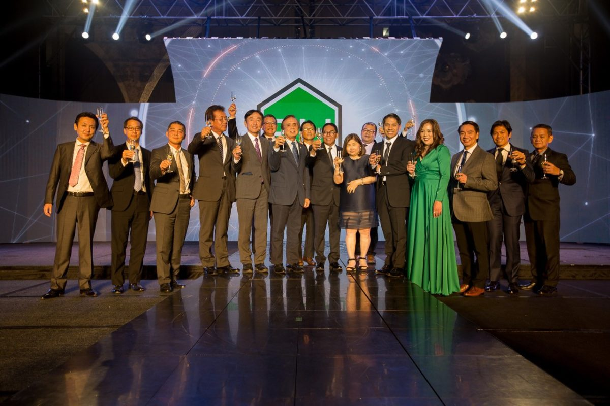 Century Properties Group and Mitsubishi Corporation Launch PHirst Park Homes