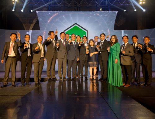 Century Properties Group and Mitsubishi Corporation Launch PHirst Park Homes, Inc.  New firm to roll-out 33,000 homes valued at Php57 billion.