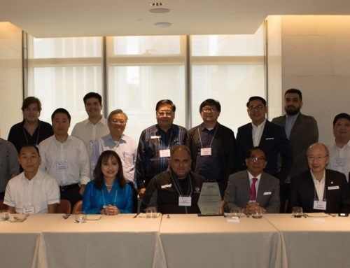 Expanded middle class will be source of growth for emerging markets in 2020 CPG Chairman Jose E.B. Antonio leads real еstatе roundtable discussion of Harvard Business School Alumni in the Philippines
