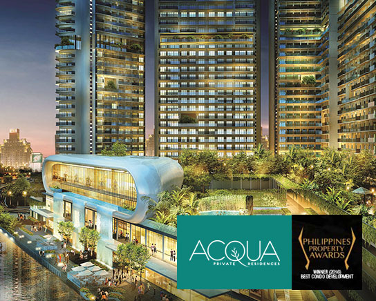 real еstatе philippines | Acqua Private Residences