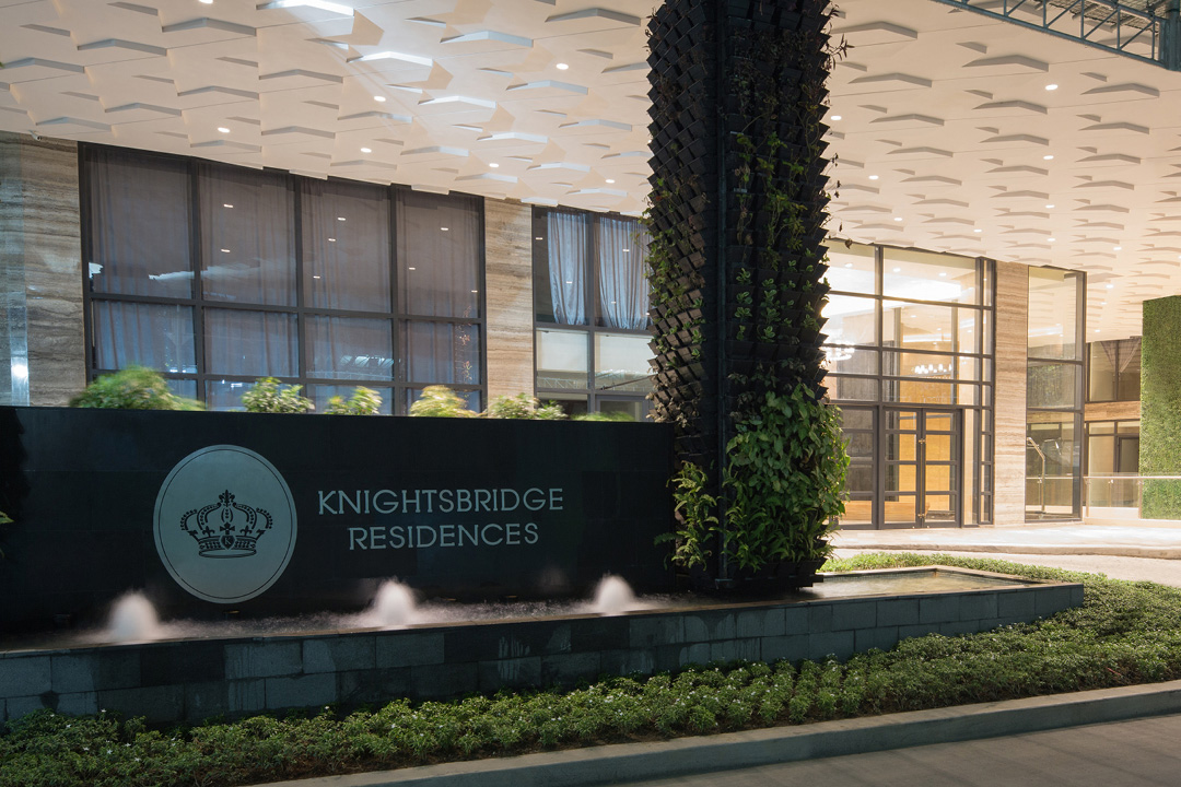Condo Property for Sale at Knightsbridge Residences