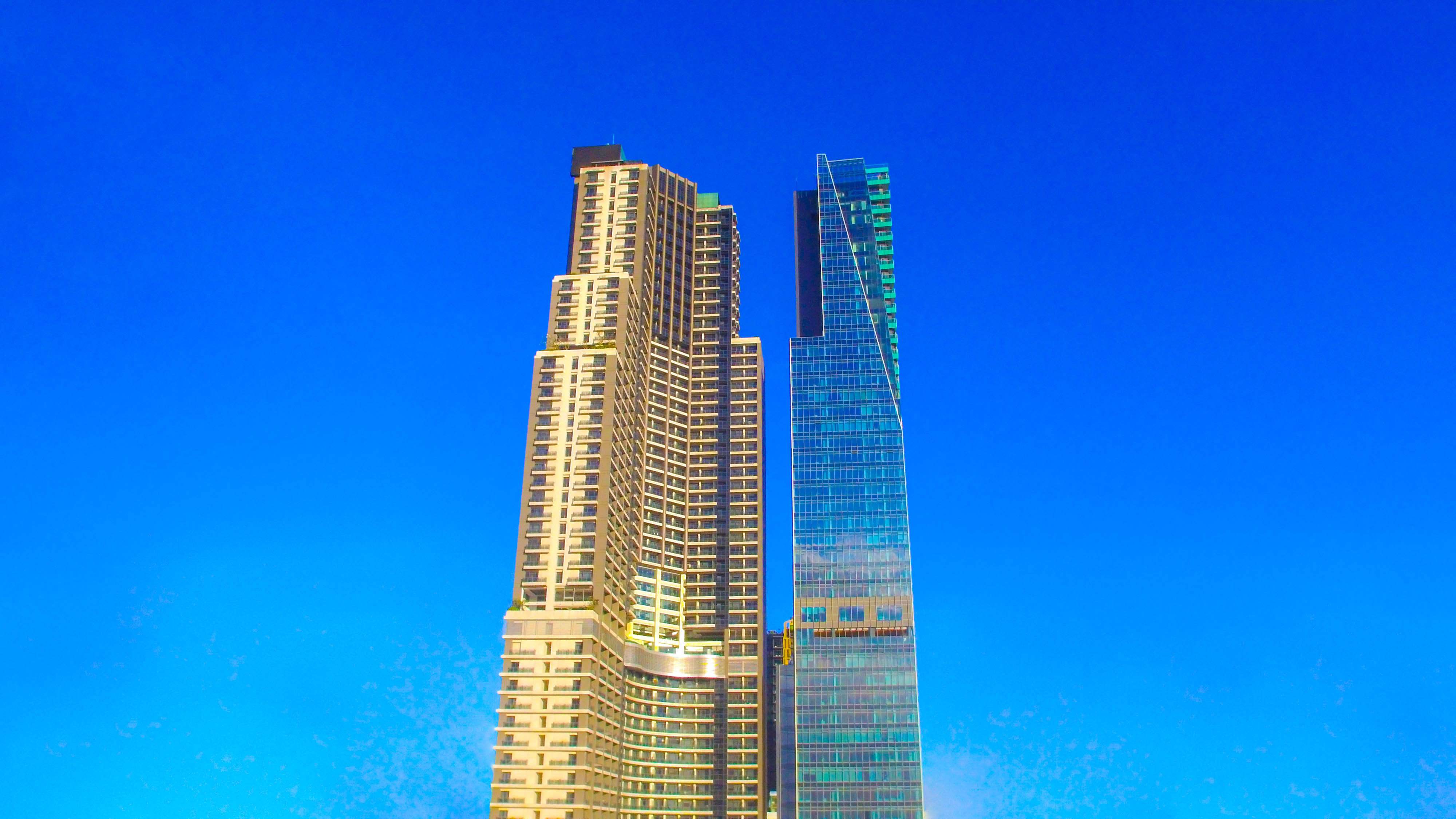 Gramercy Residences and Trump Tower Philippines at Century City