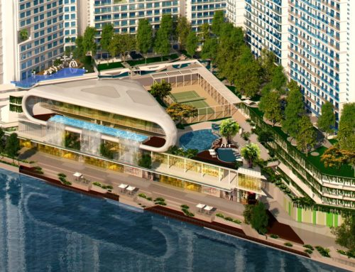 The Pebble at Acqua Private Residences: A COUNTRY CLUB BY THE WATER