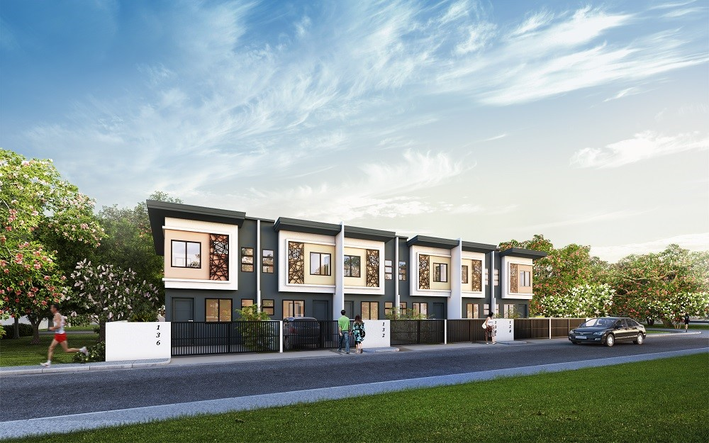 Artist's rendition of PHirst Park Homes Tanza