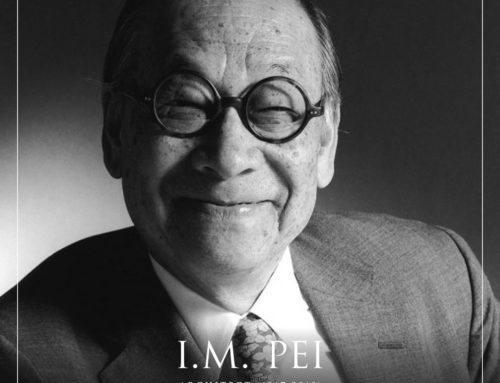 Remembering I.M. Pei
