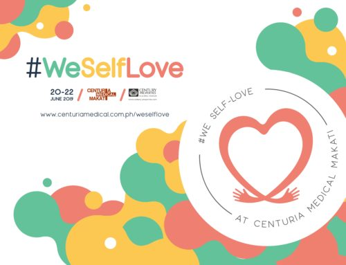 #WeSelfLove at Centuria Medical Makati gives free workshops on June 20-22, 2019