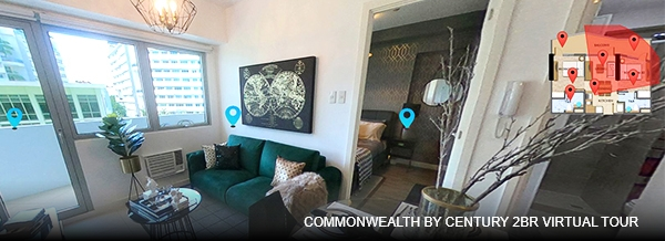 2BR Virtual Tour - Commonwealth by Century