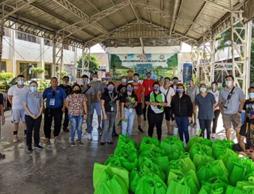 Century Properties Group distributes aid to typhoon-stricken communities in Marikina, Rizal, and Pampanga