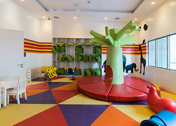 Chilcren's Playroom at Azure