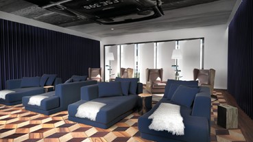lounge at acqua private residences