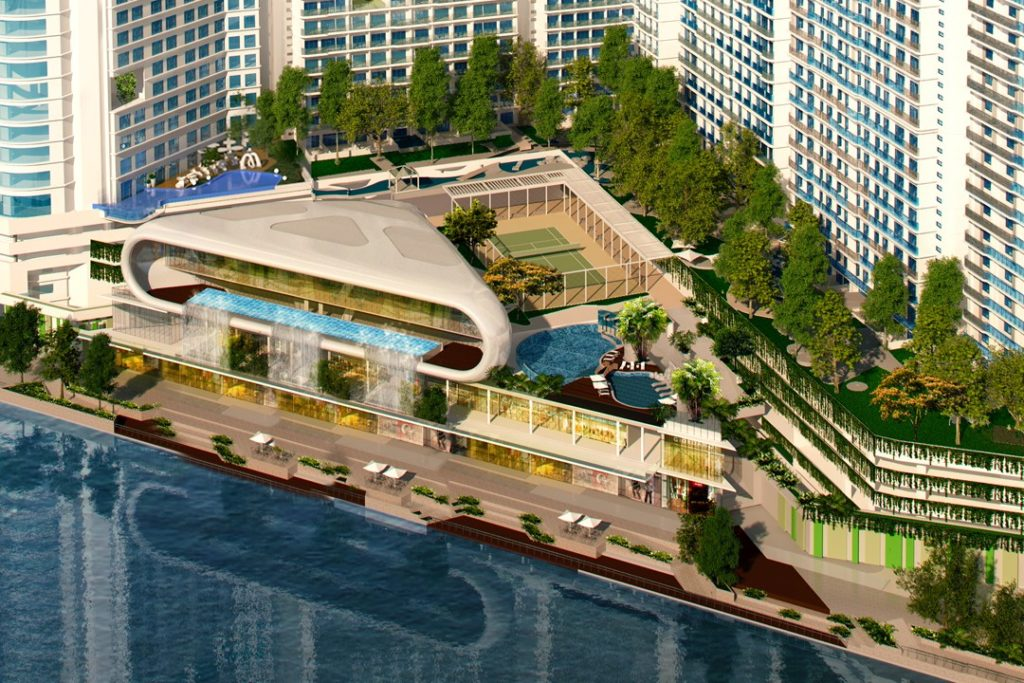 the pebble at acqua private residences